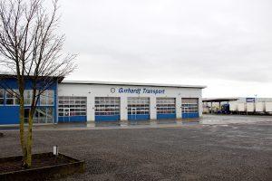 Schäflein kauft Gelände der Gerhardt Transport GmbH.