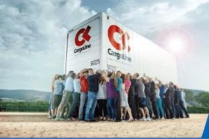 Transport von Stückgut über CargoLine Netzwerk