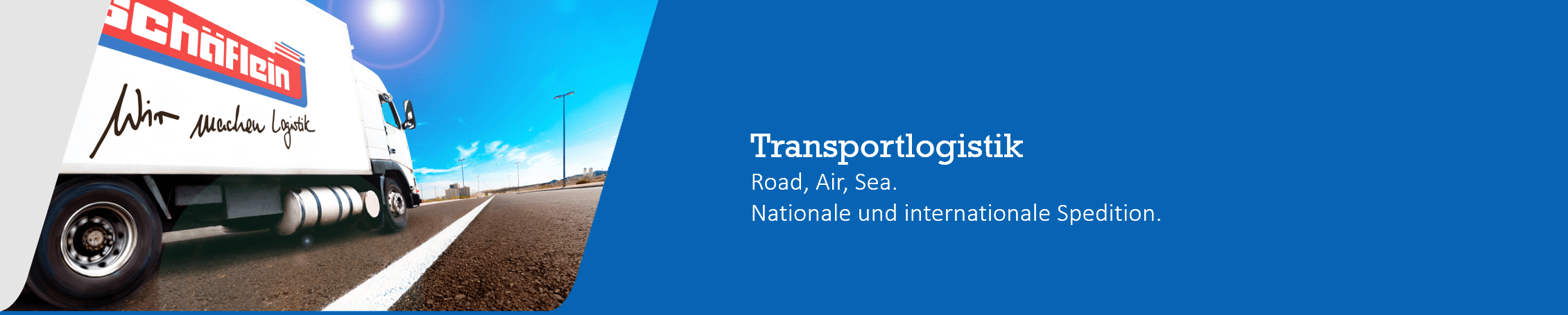 Transporte Schweinfurt Spedition Schweinfurt